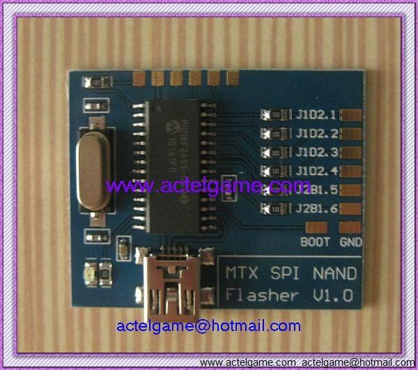 Matrix Nand Programmer Xbox360 modchip MTX SPI flash