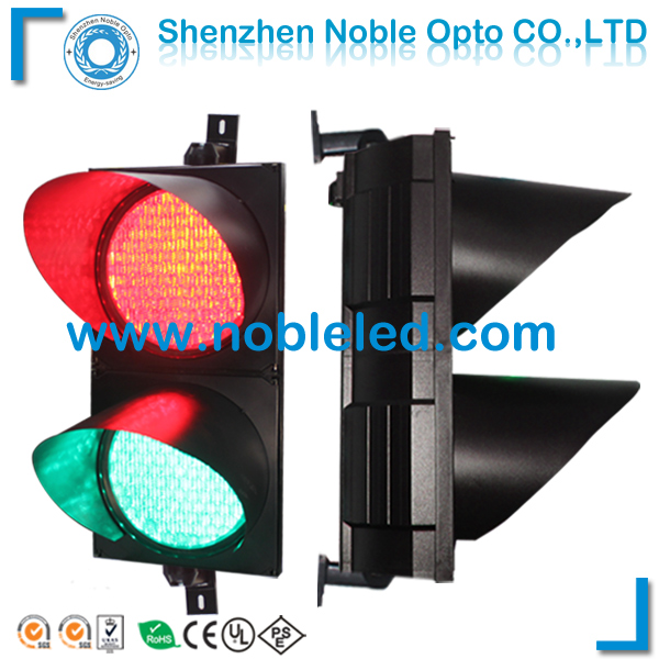 300mm Vehicle Led Red and Green Traffic Light Remote Control