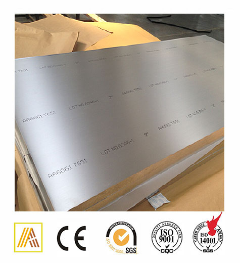 ABS certificate aluminum 6061 t6 alloy plate price supplier in china
