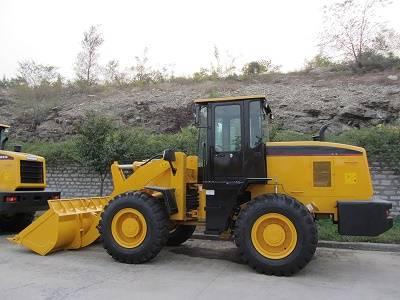 2016 new model 3Twheel loader (HT30FB)