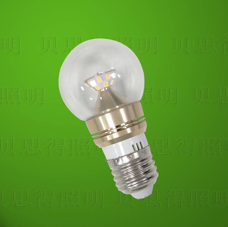 Die-Casting Aluminum Golden LED Bulb light