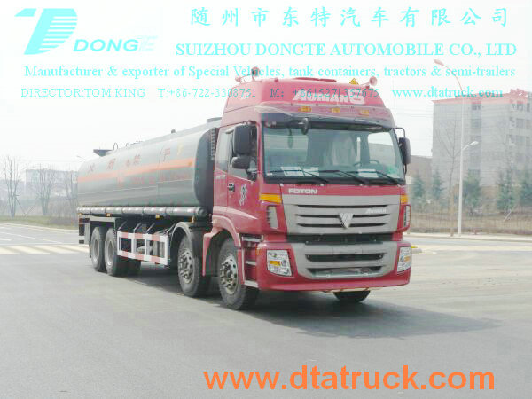 DTA5310GHYB Chemical liquid tanker