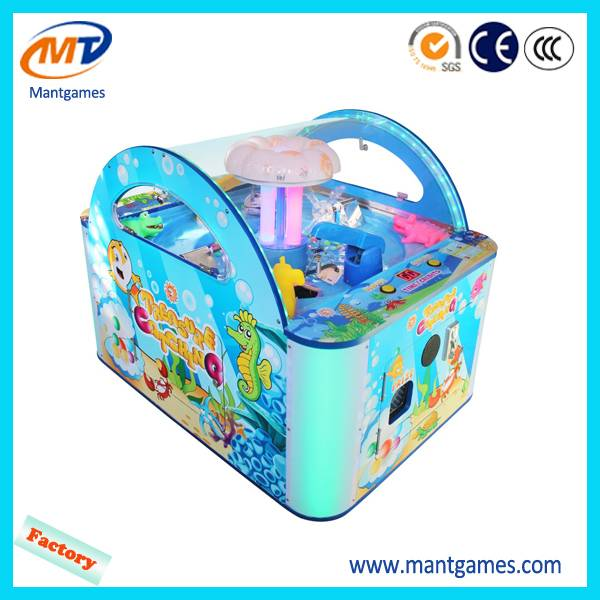 Treasure hunt/push win crane gift games machine best selling machine from Mantong factory