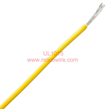 UL1015 PVC Insulated Single Conductor Electric Wire(600V)