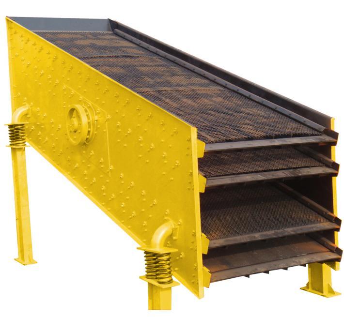 Engergy saving mining use Circular vibrating screen