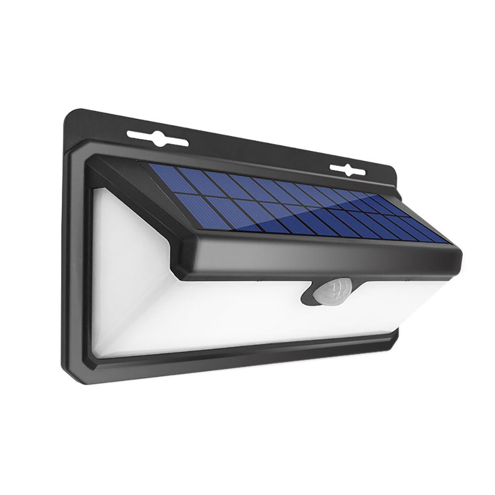 solar LED wall light garden light