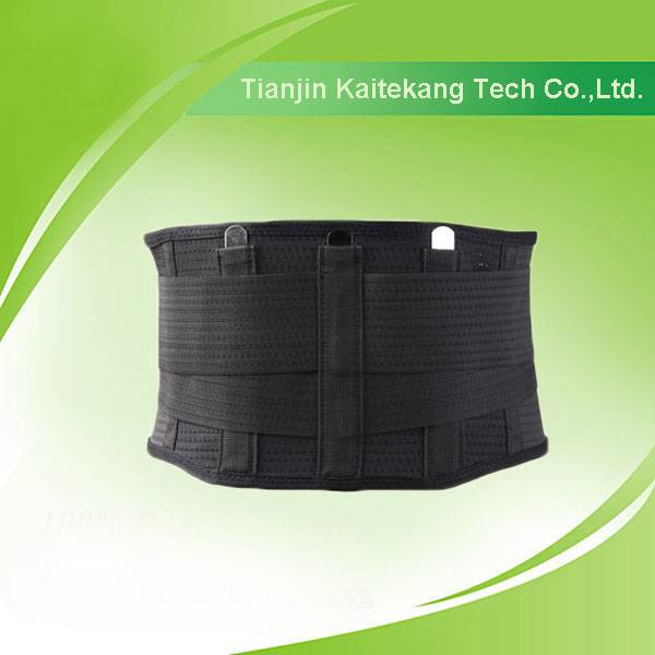 Far infrared magnetic therapy waist trimmer belt