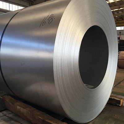 non-patterned galvanized steel sheet