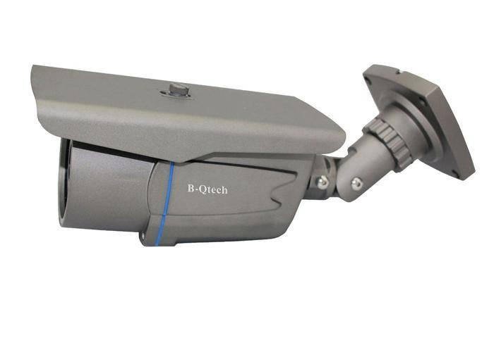 1.0mp onvif exterior ir impermeável rede ip câmera suporte poe/p2p+onvif bq-nr3008 zoom