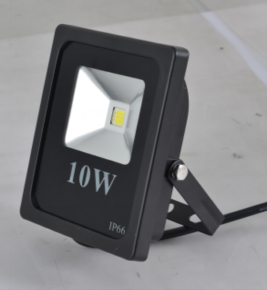 LED FLOOD LIGHT 10W OUTDOOR IP66 WATERPROOF AC 85-265V 120 DEGREE OUTDOOR BULING LANDSCAPE USED