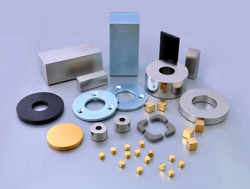 brushless motors permanent magnets