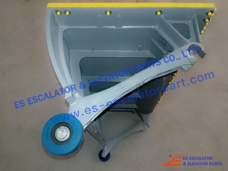 Thyssenkrupp step ECO 30552100/8601-1,1000mm