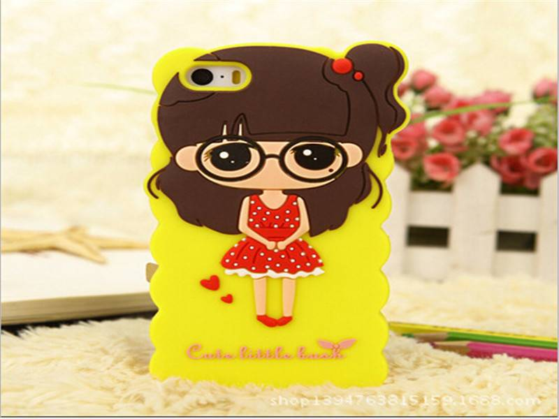 latest design silicone mobile phone case cover