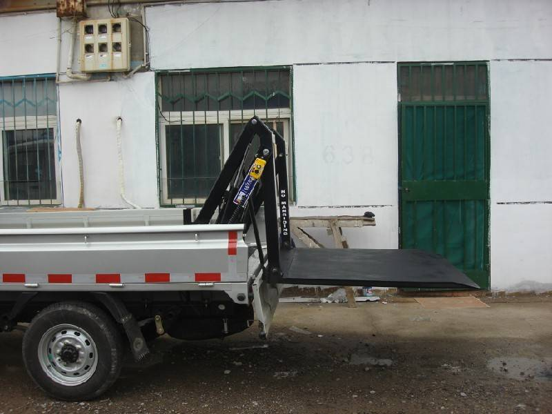 Trailer-mounted Hydraulic Tail Lift