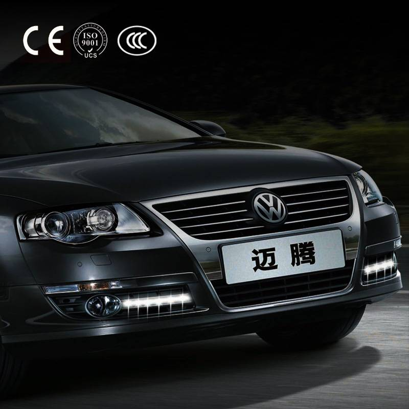 High quality Volkswagen VW Magotan Osram led day running lights DRL with CE E-Mark