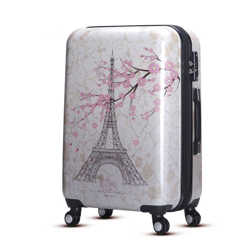 ABS PC trolley suitcase