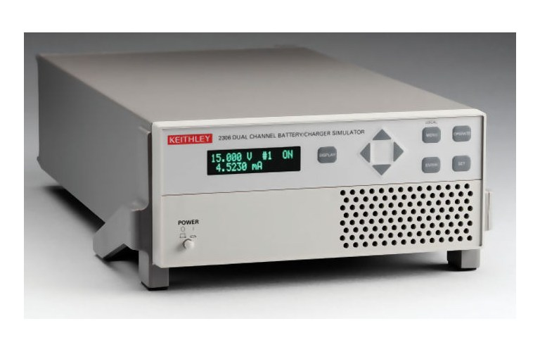 Keithley model 2306 and model 2016