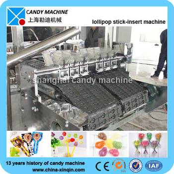Gold medal lollipop making machine