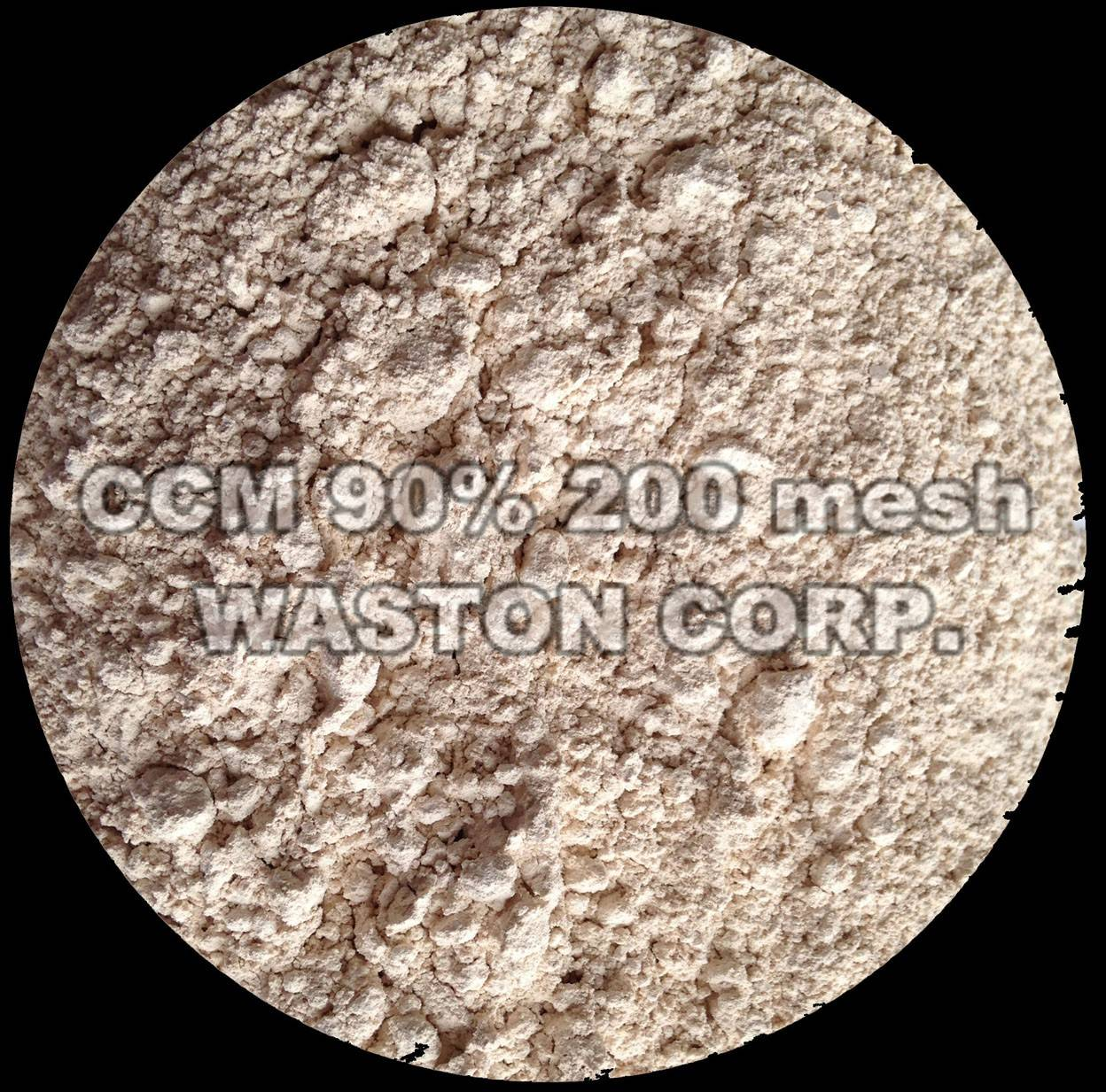 Caustic calcined magnesite 90% 200mesh