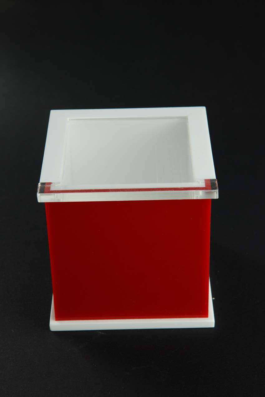 acrylic watch box, watch case