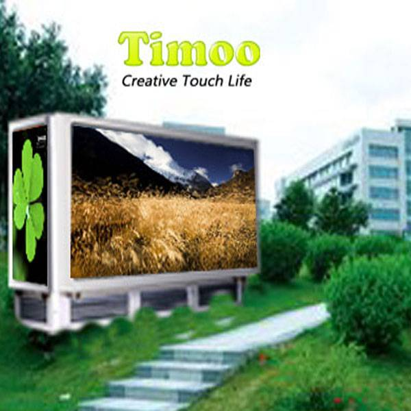 Timoo Buried Box-Type Substation 3 Phase Oil Power Electric Instrument Led Transformer