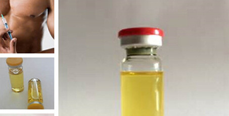 Pre-mixed TM Blend 500mg/ml Anabolic Steroids Drostanolone Enanthate For Gaing Muscle