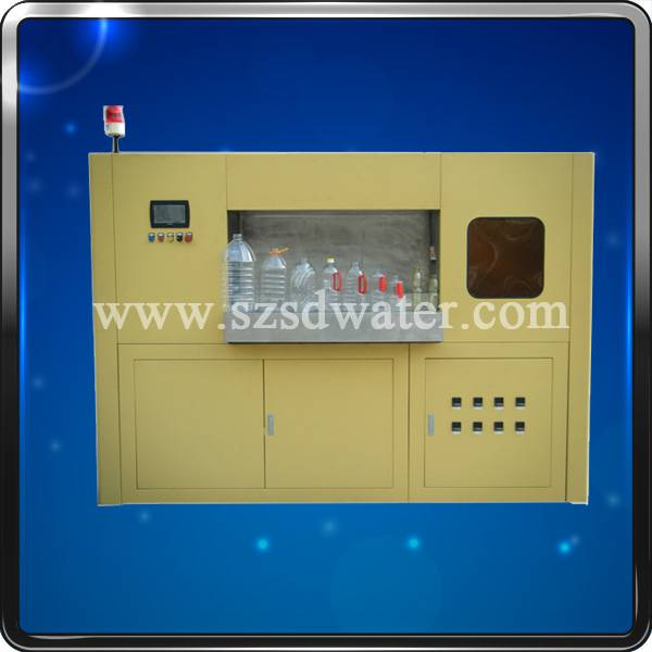 High production rate bottle blower equipment SDW2000-2