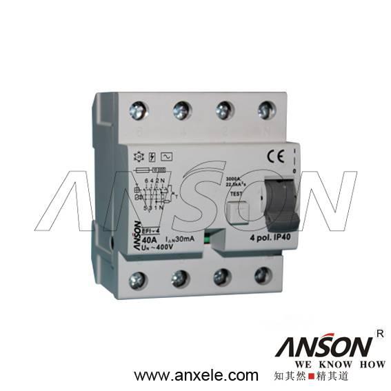 Residual Current Circuit Breakers (RCCBs)