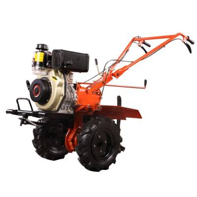 Walk behind mini rotary tiller and cultivator 1WG4.0-105FC-Z