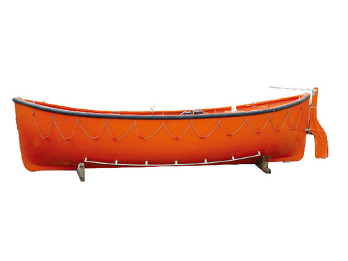 GRP 6 persons used open life boat/rescue boat with diesel engine prices