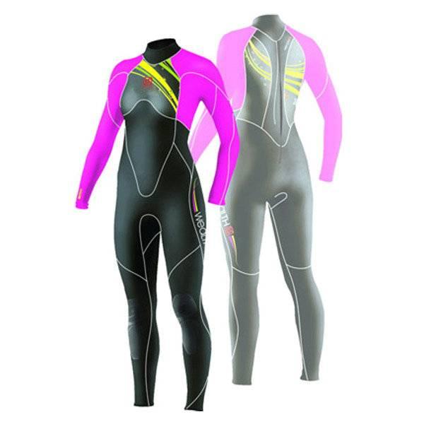 Custom Neoprene wetsuit
