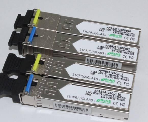 1.25 Gb/s Multi-mode SFP Transceiver