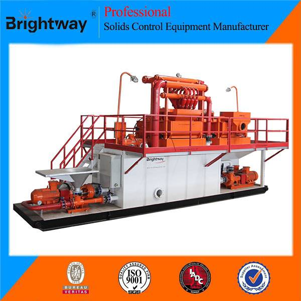 Horizontal Directional Drilling Mud System