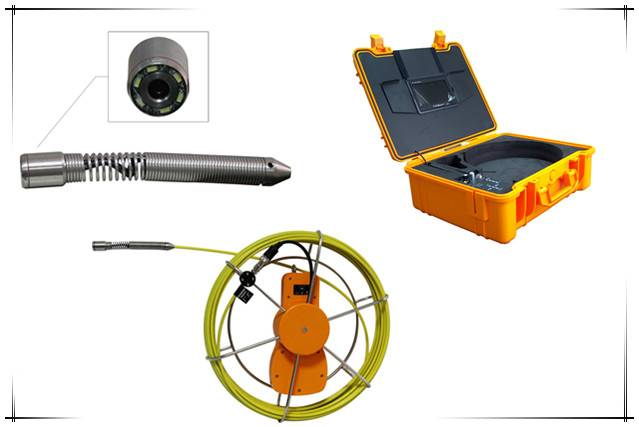 17mm waterproof pipe insepction camera for pipeline work