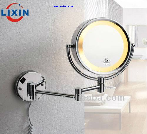 LED Bathroom Make Up Mirror For Hotel