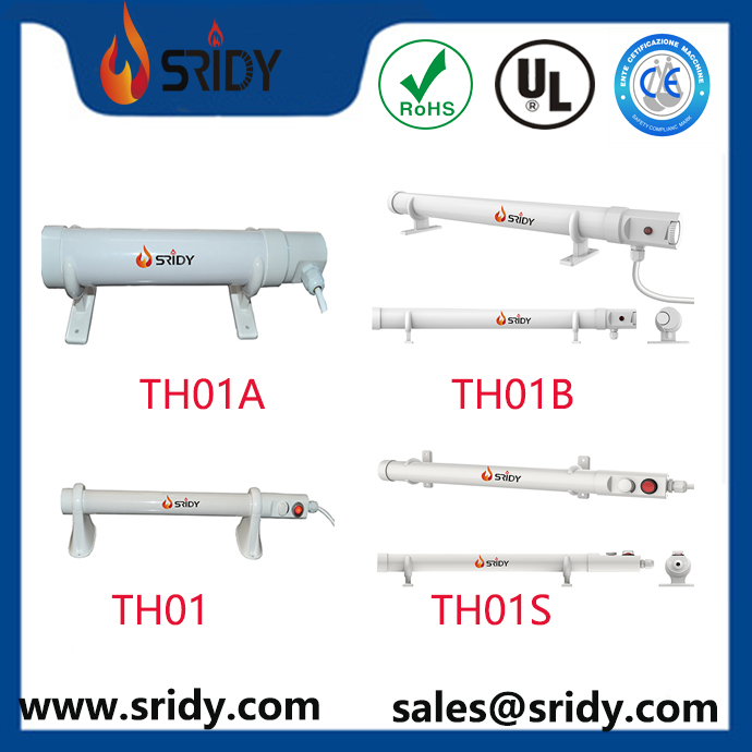 1ft 2ft 3ft 4ft tube heat Electric Tubular Heater Suitable for Greenhouse 1ft, 2ft, 3ft or 4ft Tube