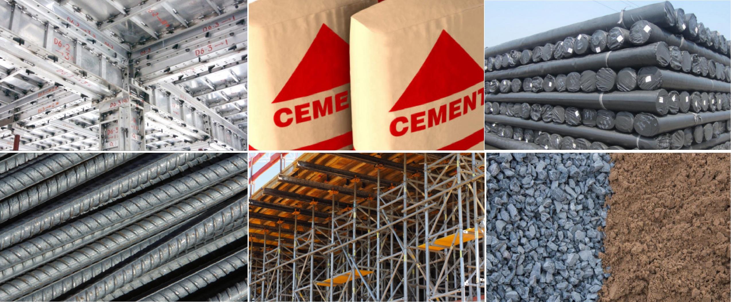 Dunbon Provides Procurement Services. Construction Materials: Formwork,Wood,Cement,Rebar,etc.