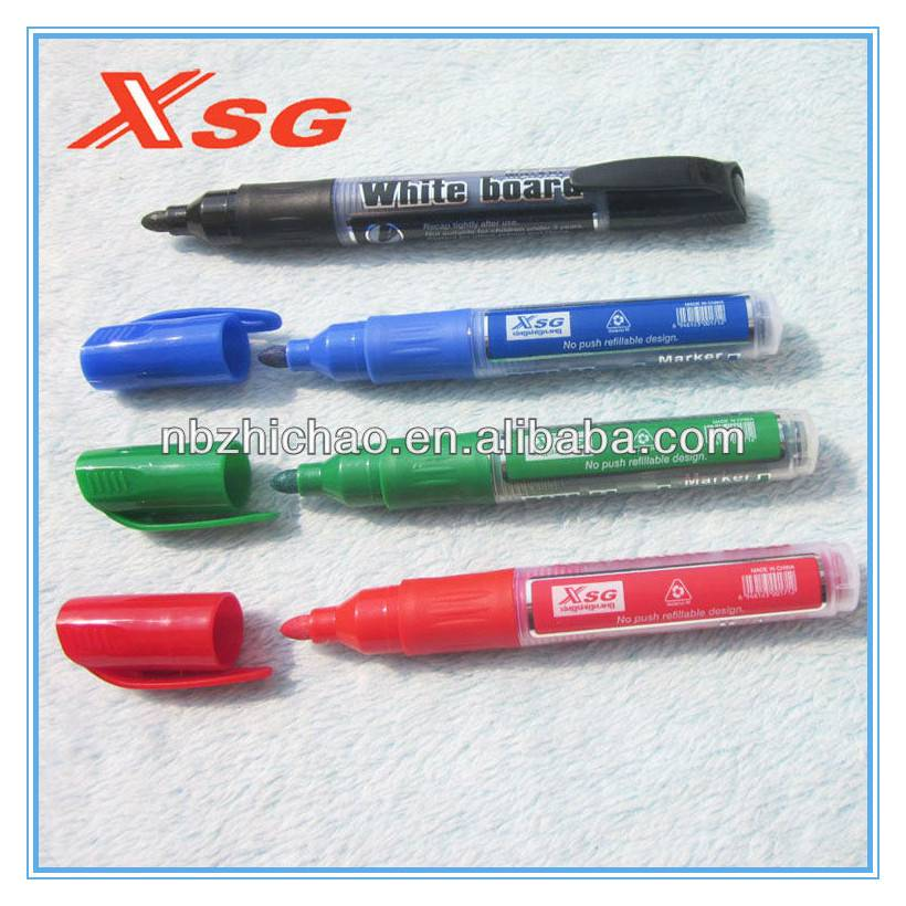 Ink refillable Whiteboard marker X-35B
