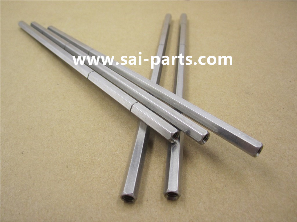 Turbine Shafts Precision Machining Threaded Shafts