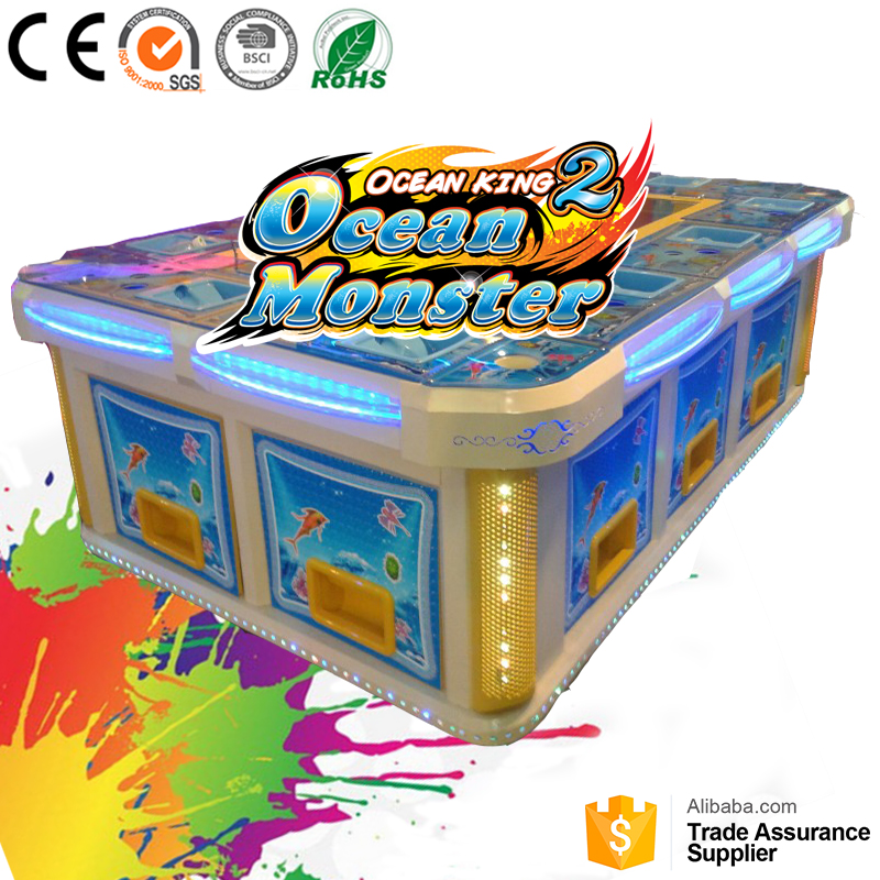 Chinese manufacturer how to fish with fishing rod arcade game