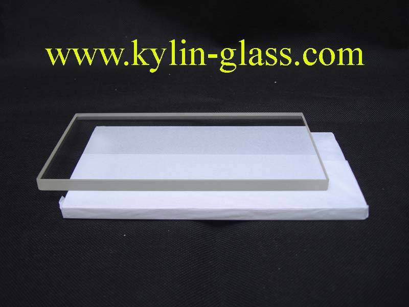 borosilicate glass plate/pyrex glass disc/borofloat glass disc