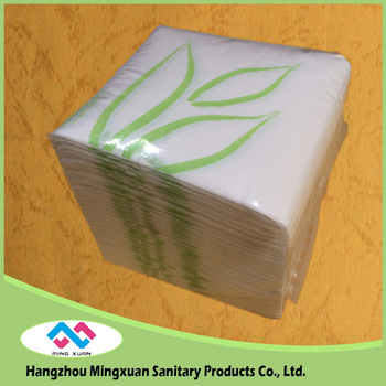 Good Quality Promotional Logo Printing Paper Napkins