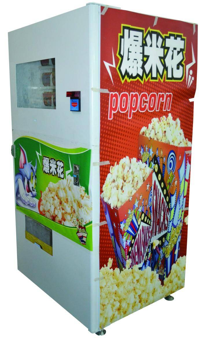 Popcorn Vending Machine