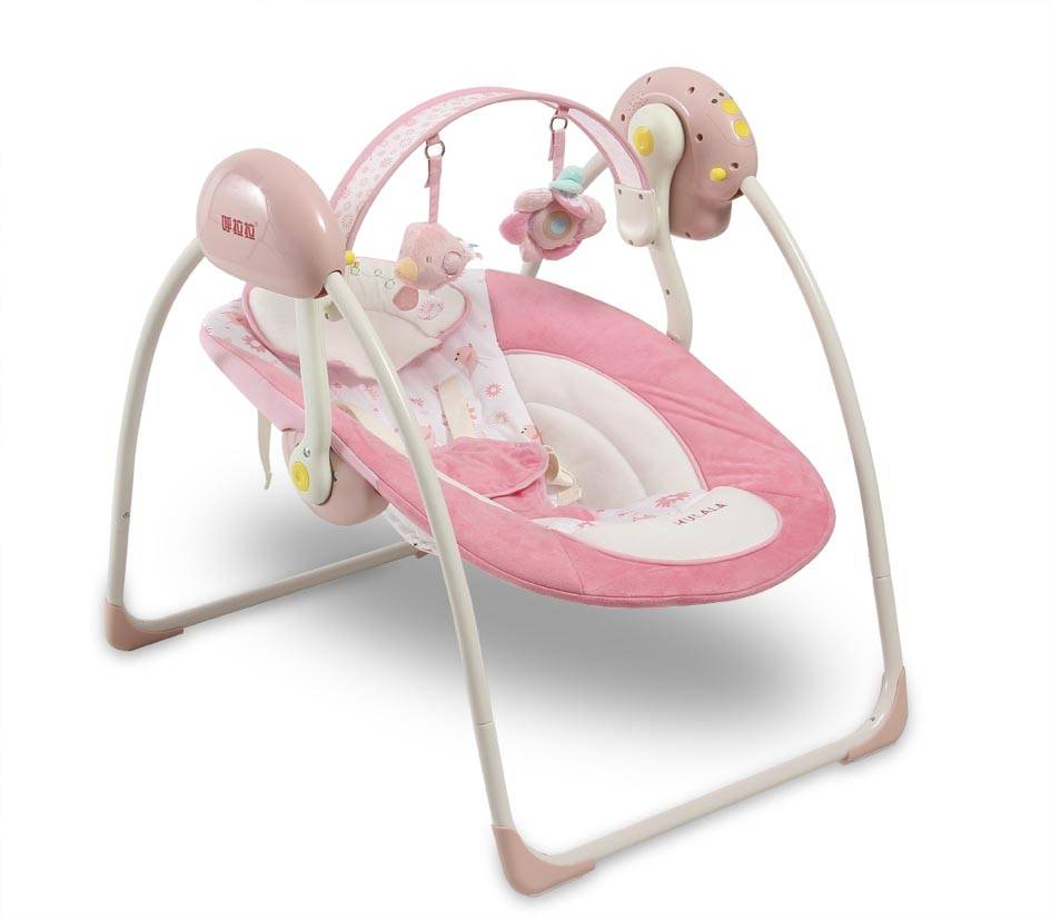 Most popular crazy selling electric baby swing