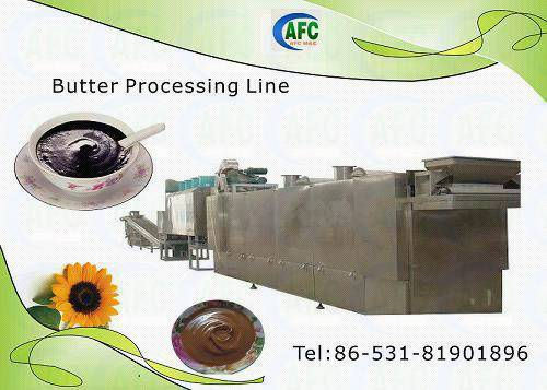 Peanuts/Sesame Butter Processing Line