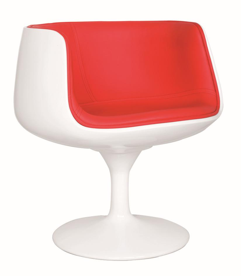 Office indoor GRP cup chair creative furniture