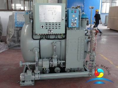 Biochemical Marine Sewage Treatment Plant