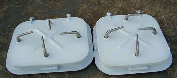 Marine Aluminium Watertight Hatch Cover