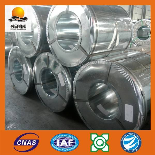 construction material china supplier hot dipped gi galvanized steel coil