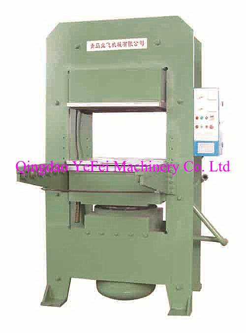 Rubber Plate Vulcanizing Presses Machine with Column and Frame Structure